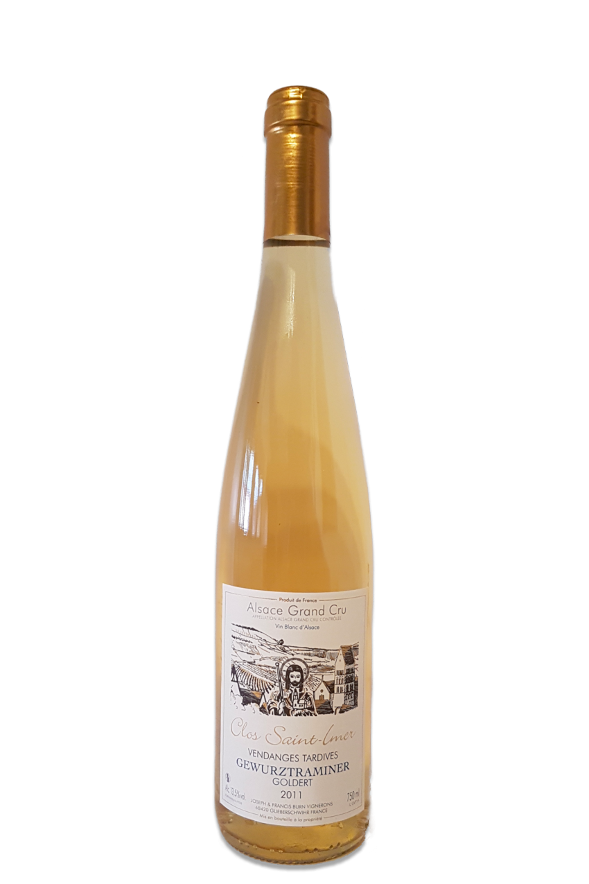 Gewurztraminer Clos Saint-Imer Vendanges Tardives 2011