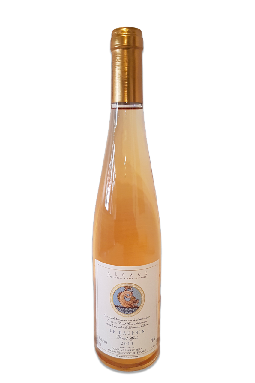 "Pinot gris ""Le Dauphin"" 2013"