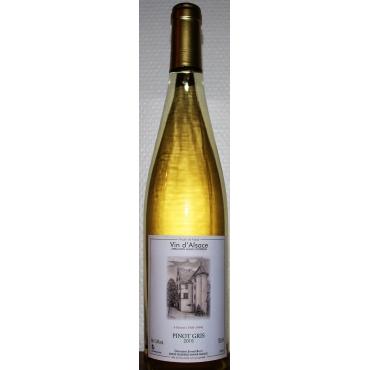 Pinot gris 2015 AOC Alsace