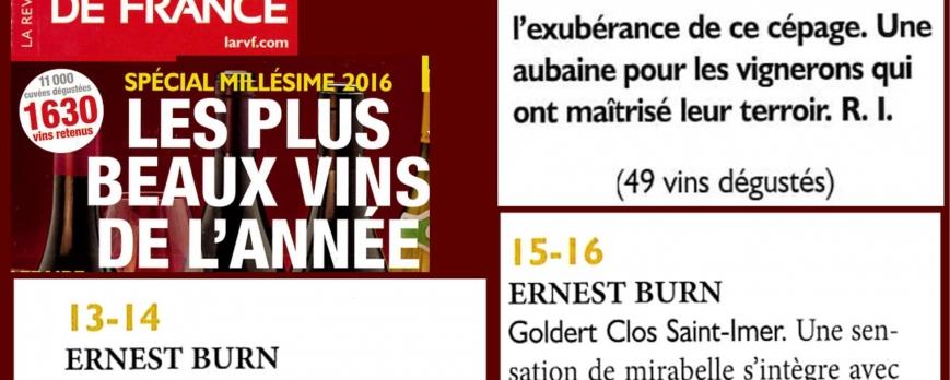 Pinot Blanc et Gewurztraminer Clos Saint-Imer Grand cru Goldert 2016