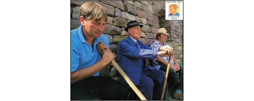 'Alsace, le vigneron de l'année: Clos Saint-Imer'