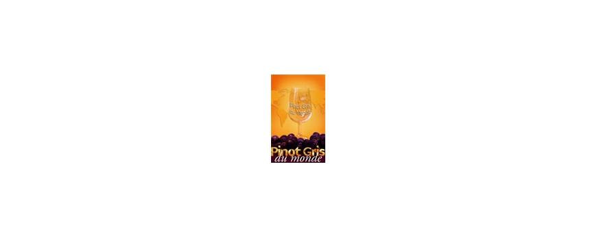 Trophée d'excellence - Pinot Gris du Monde 2008