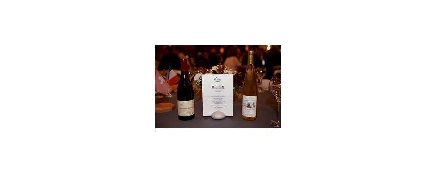 Le Clos Saint-Imer invité au dîner de clôture de la Coupe Davis 2014