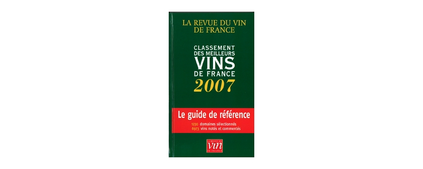Classement des meilleurs Vins de france - RVF