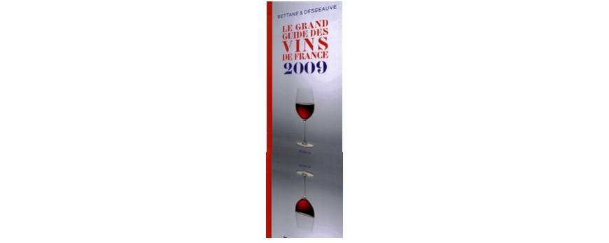 Bettane et Desseauve 2009 - Grand guide des vins de France