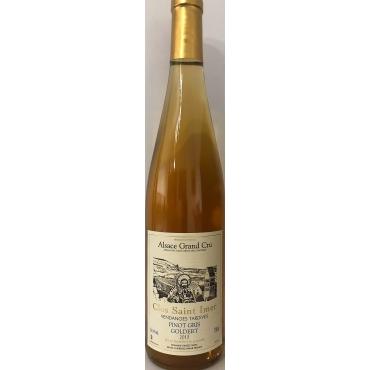 Pinot Gris Clos Saint-Imer Vendanges Tardives 2015