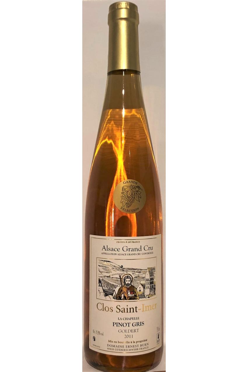 Pinot Gris Clos Saint-Imer Grand Cru Goldert 2011