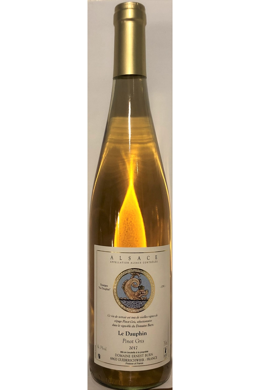 "Pinot gris ""Le Dauphin"" 2017"