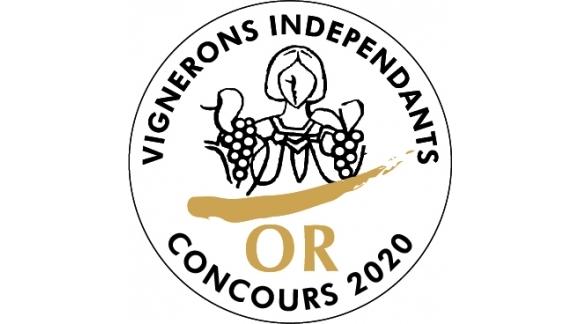 Médaille d'Or pour notre Muscat Clos Saint-Imer Grand Cru Goldert 2018 et Médaille d'Argent pour notre Gewurztraminer Clos Saint
