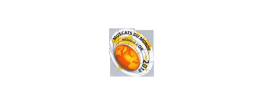 Médaille d'Or - Muscats du monde 2010