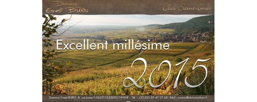 Nous vous souhaitons une belle Année 2015