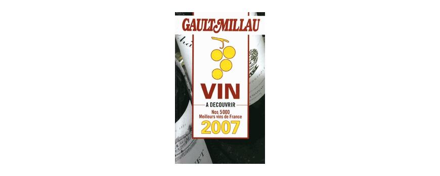 Guide Gault Millau du vin 2007