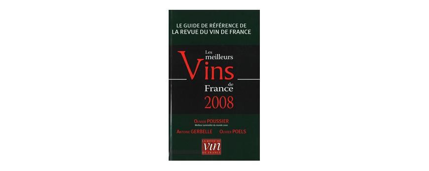 Les meilleurs Vins de france 2008 - Guide RVF