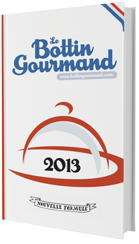 BOTTIN GOURMAND 2013